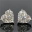 Women-Double-Sided-Ear-Jacket-Piercing-Water-Drop-Crystal-Earrings-Cute-Jewelry thumbnail 129