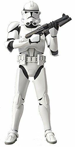 Bandai Hobby Modelo Plástico 1 12 de Estrella Wars Clone Trooper  Estrella Wars