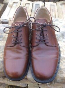 Armando 9 Lacets En Bon Tres Cuir Taille Hommes Etat Foncé Chaussures Haut Fauve En Sgw0dn