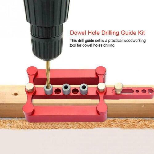 Woodpecker M7F8 Self Centering Doweling Jig Dowel Drill PinsJoinery Woodworking