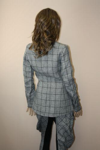Annhagen-Designer Jacket-blazer-Made in Italy-talla 40-PVP 799,- €