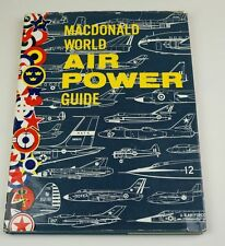 Macdonald World Air Power Guide 1963 avions militaires mondiaux