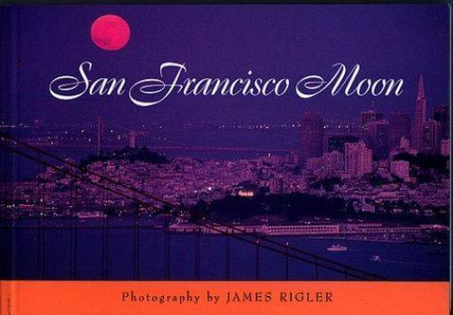San Francisco Moon Postcard Book. Twenty Three Postcards.