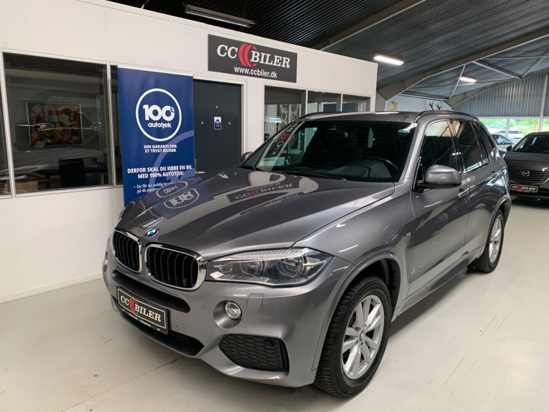 BMW X5 3,0 xDrive30d M-Sport aut. 5d - 749.900 kr.