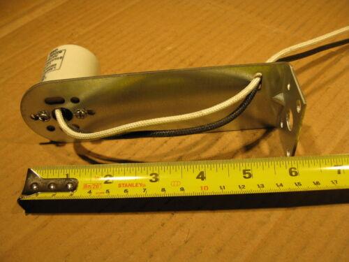 """Lamp holder Ceramic Medium Base Socket LH100 4KV 600VAC 660W metal 6/"""" bracket"""