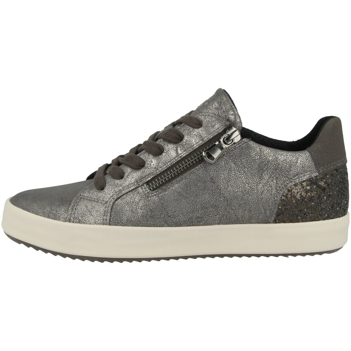 GEOX D Blomiee A damen Schuhe Damen Turnschuhe Halbschuhe chestnut D946HA0PVEWC6635