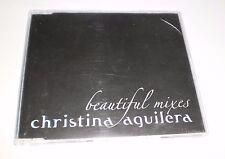 Christina Aguilera Beautiful Mixes Promo CD