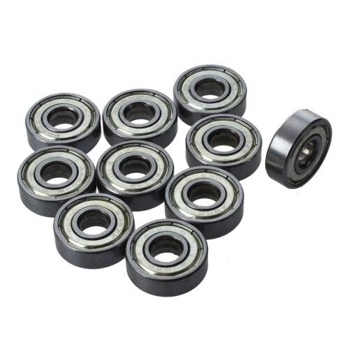 10pcs Skateboard Scooter Ball Roller Ball Bearings Skate Wheels TS