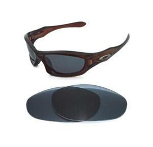 89c678f557 Image is loading NEW-POLARIZED-BLACK-REPLACEMENT-LENS-FOR-OAKLEY-MONSTER-