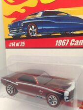 '67 Camaro Series 1 Classics Hot Wheels Brown