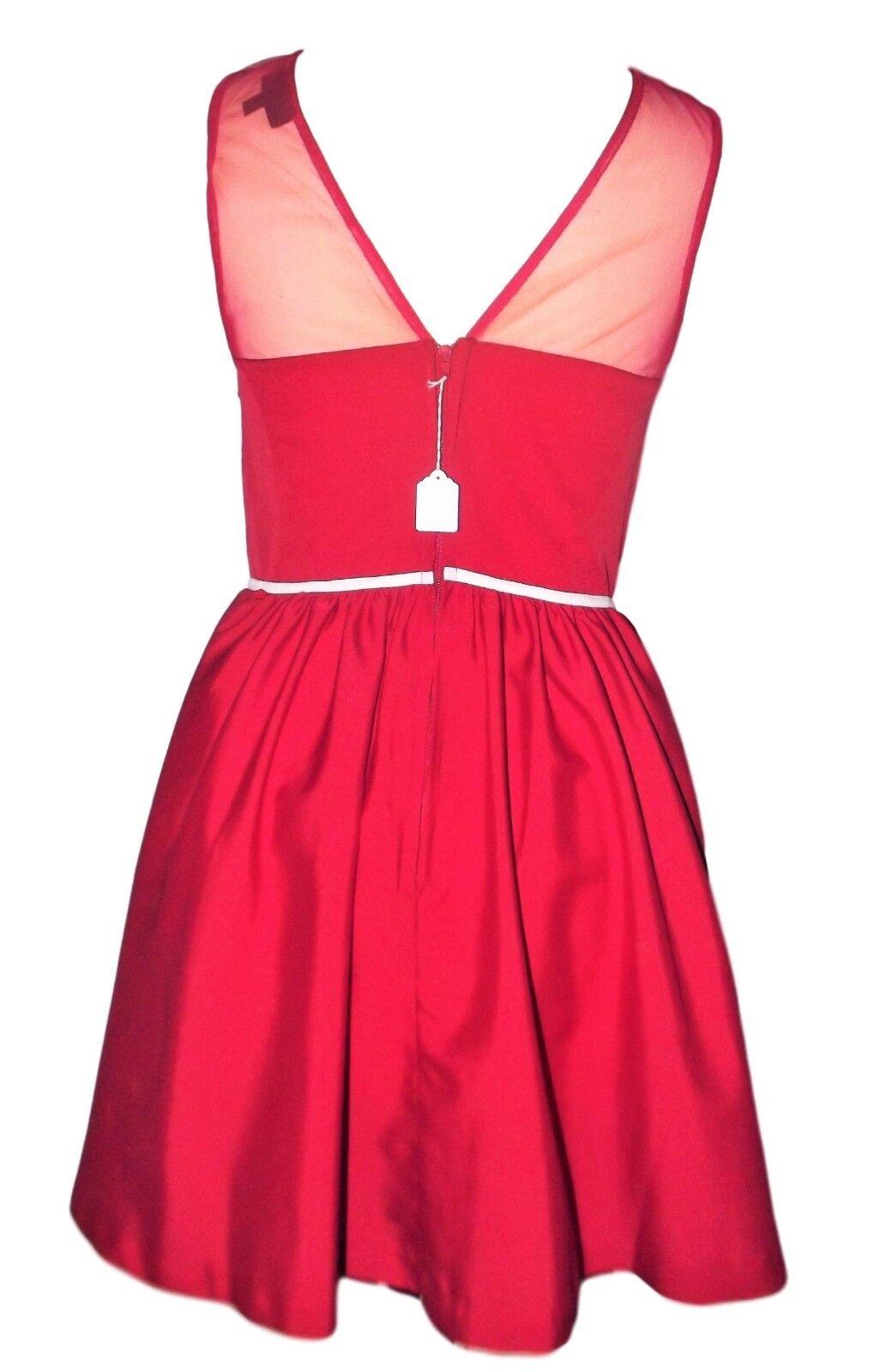 TOPSHOP TOPSHOP TOPSHOP CARLY RAE JEPSEN ROBE DRESS VALENTINE COLLECTOR DEGRIFFEE  TOU 42 cb2923