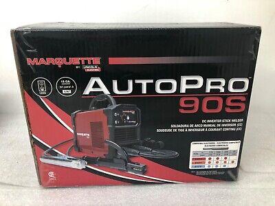 "Lincoln Marquette K3290-1 DC Inverter Stick Welder 90 Amp 120V Welds 1//4/"" Steel"