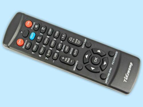 SMART NEW Projector Remote Control EXACT COPY for UF55 UF65 UF55w UF65w