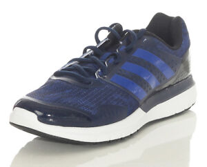 Adidas-Duramo-Elite-2-Running-Shoes-Men-039-s-Jogging-Shoes-Trainers-Blue-New-AF5733