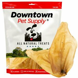 All-Natural-Cow-Ears-Long-Lasting-Dog-Dental-Chews-and-Treats