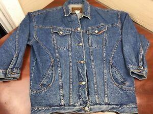 Vintage Denim Jordache Jacket