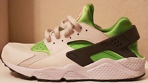 online store 98eb6 82d19 Image is loading Sz-11-5-Nike-Air-Huarache-Run-Action-