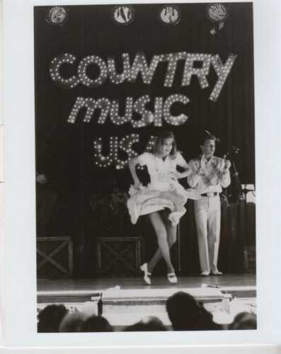 """Country Music U.S.A."" 1991 Broadway Press Photo"