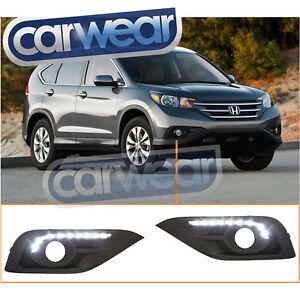 HONDA CR-V CRV 2012- LED DRL DAY TIME RUNNING LIGHT ASSEMBLY