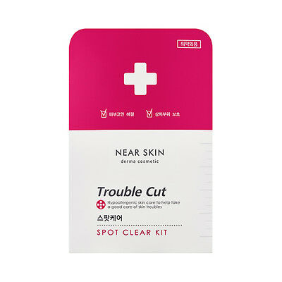[MISSHA] Near Skin Trouble Cut Spot Clear Kit - 1pack (2item)