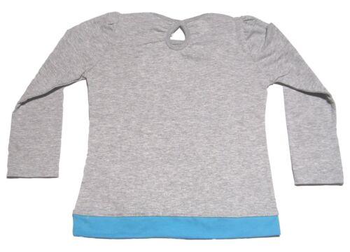 Kanz suéter camiseta manga larga camisa manga larga 100/% algodón chica talla 68 74
