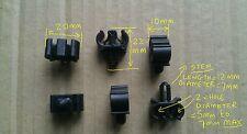 Ex8u LAND ROVER DISCOVERY kyc500020 PIPE Clip da 5 a 7mm di tubo di combustibile dei freni x5 + rrover