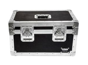 Hinged Lid ATA Road Case For Amp
