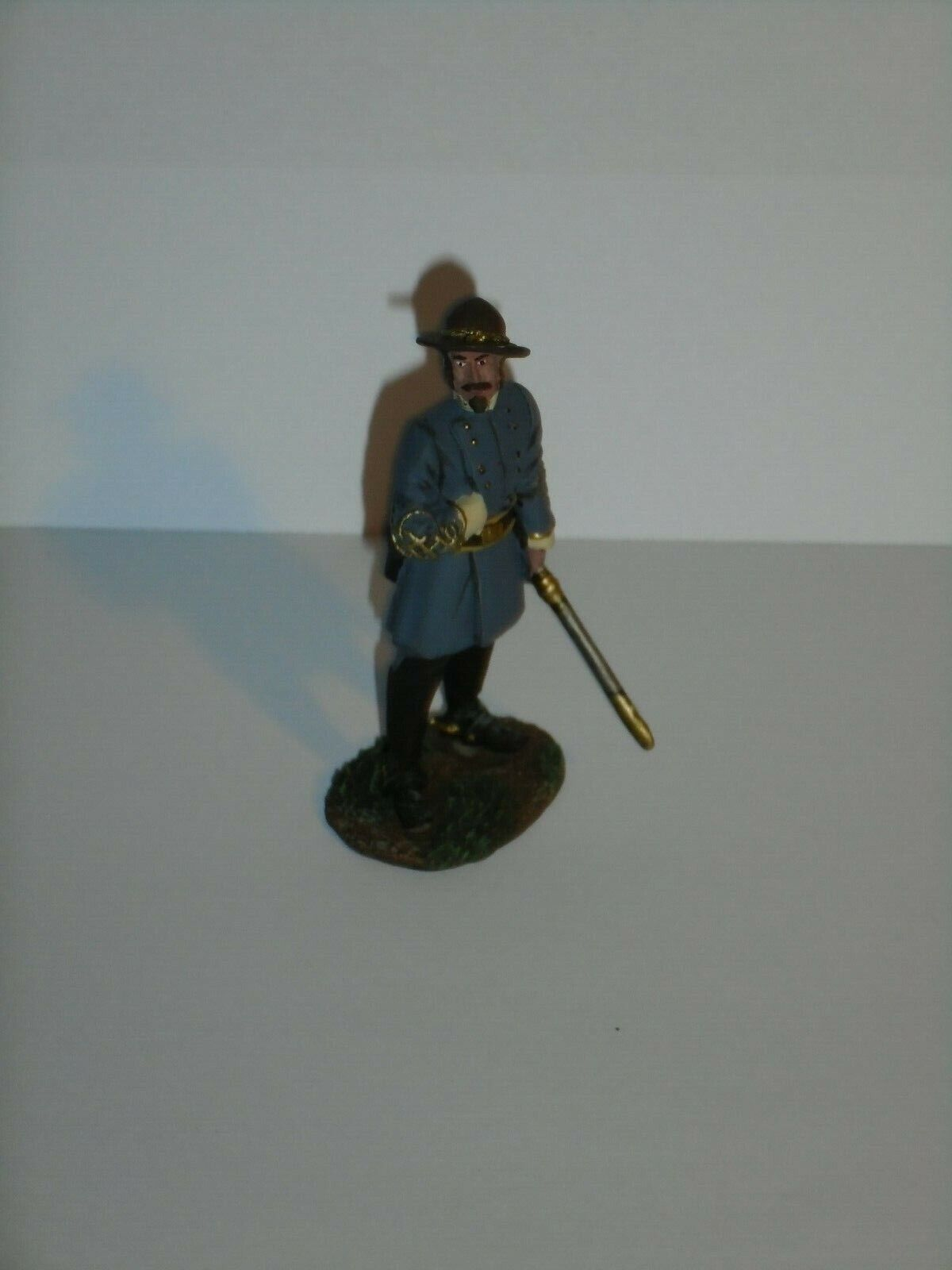 BRITAINS 31071 A.C.W. CONFEDERATE GENERAL JOSEPH E.JOHNSTON.