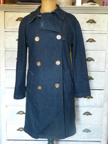 Jean 38 En 40 Etat Taille Lauren Ralph M Tres Bon Style Trench Manteau wqT1axt8S