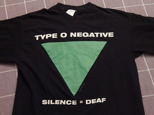 Type O Negative Silence / 4 Ds from Brooklyn shirt