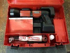 Hilti Dx 600n Heavy Duty Powder Actuated Nail Stud Gun Fastener