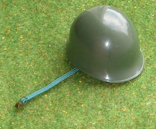 Vintage Action Man 40th LOOSE Combat Action Soldat Vert Casque de mécanicien