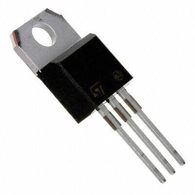 L7805CV - TO-220 - 5 Volt - Positive Voltage Regulator (5 Pieces) - Tracking #