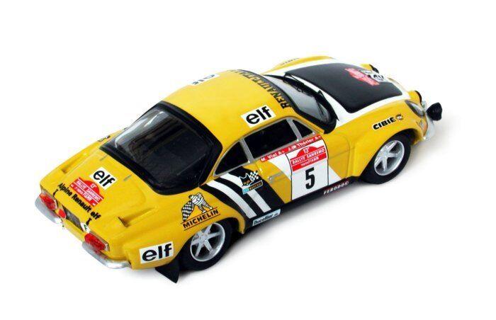 Trofeu Trofeu Trofeu 818 Renault Alpine A110 - 3rd San Remo 75 Thérier   Vial - Ovp - 1 43 ef1d84