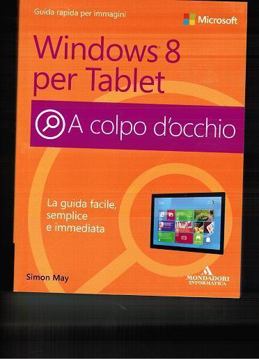 Windows8 per Tablet Mondadori