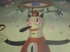 Kidrobot Gary Baseman Toby's Secret Society One Sealed Case Dunny Munny 1 2 3 4
