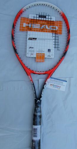 """radical se Raquette De Tennis Cordée sans couverture 4 1//2/"""" special Edition Tête Ti"""