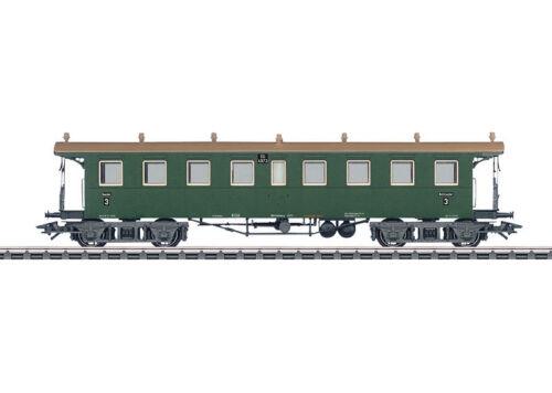 classe 3 # Märklin 42132 Wagon de train Express-plateforme l'ICC W.Piècee