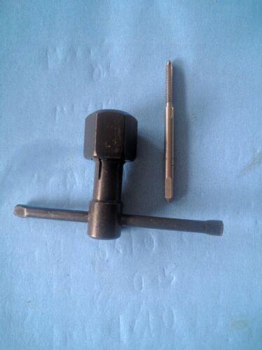 Tungsten steel hand tap UNC NC 6-32  intermediate New RH Tap Wrench