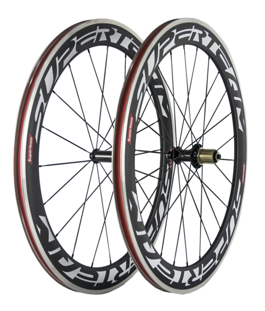 700C 60mm Carbon  Wheelset R36 Or Ceramic R36 Hub Clincher Aluminum Brake Surface  hottest new styles