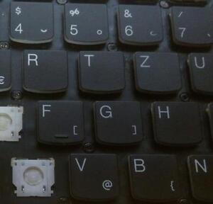 """Tasten für Lenovo Yoga 2 13"""" und Yoga 3 14"""" Tablet Notebook Ersatz Klammern"""