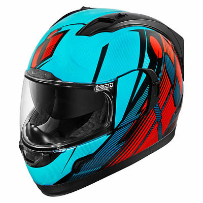 NEW ICON Alliance GT Primary Motorcycle Helmet ALL SIZES ALL COLORS