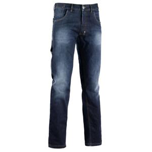 Pantaloni Jeans Diadora Stone blue