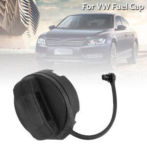 New Black Front Fuel Cap Tank Cover Petrol Diesel 1J0201550A 1H0201553B