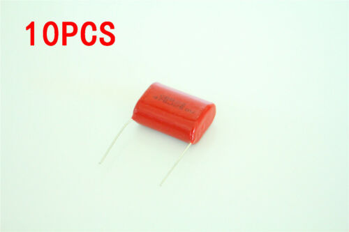 Cbb metalizada Film Capacitor 10 un 4.7uF 475J 250 V P = 25 mm