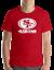 SAN-FRANCISCO-49ERS-RED-T-Shirt-WHITE-Graphic-Cotton-Adult-Logo-S-2XL thumbnail 1
