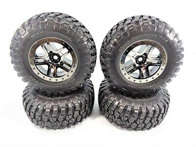 Slash 4x4 Traxxas 6871 Tires BF Goodrich Mud-Terrain