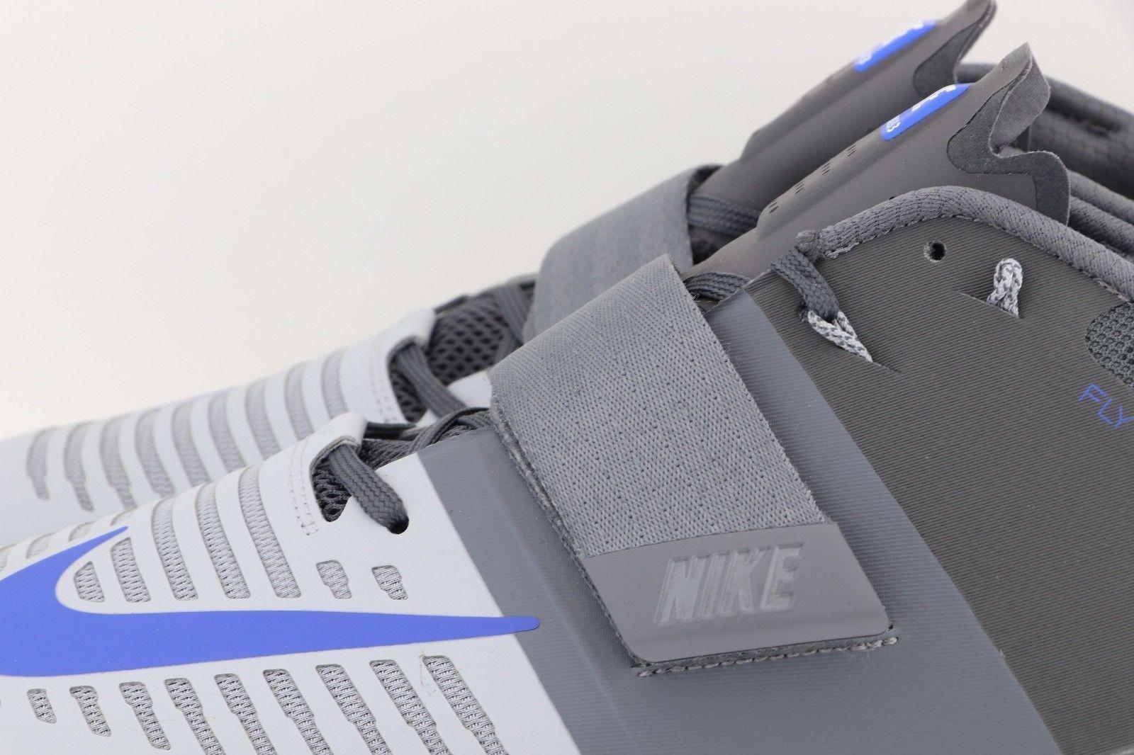 Nike Romaleos 3 Haltérophilie Crossfit Chaussures de Sport Gris