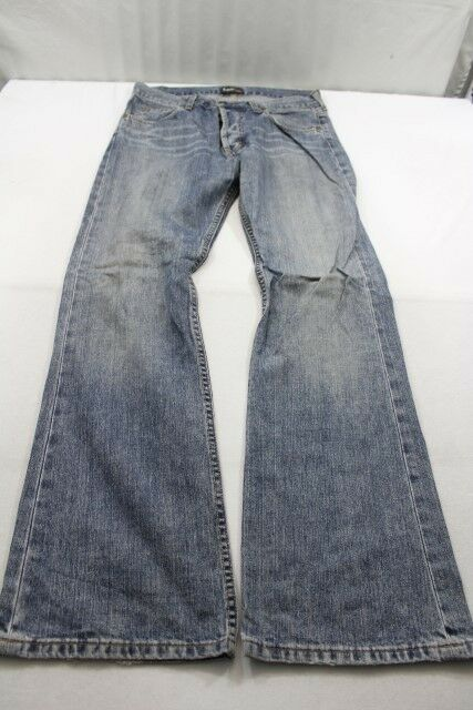 J6850 Lee Denver Jeans W32 L32 Blau  Gut