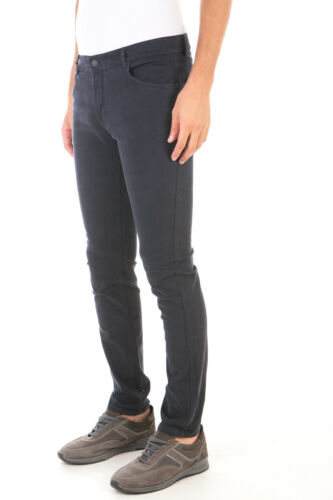 23 Jeans Daniele Blu Alessandrini Pj4610l1003635 Trouser Pantaloni Cotone Uomo Enaqx88Ww